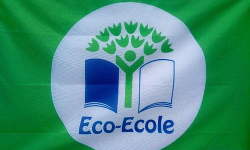 drapeau éco-école 2020 petit castelet