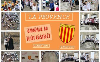 Le 1er Carnaval du Petit Castelet