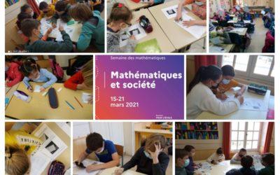 La semaine des Mathématiques