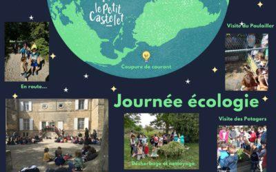 Journée écologie – Attention à la planète !